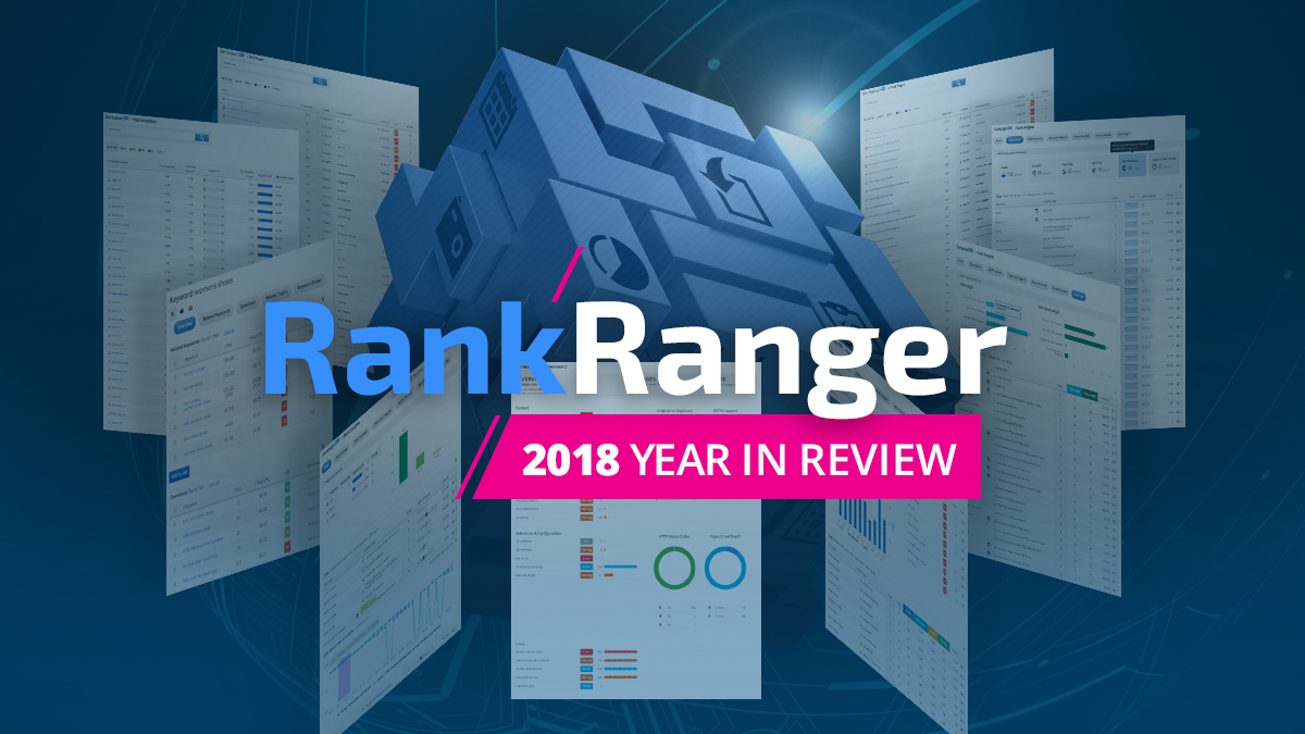 Rank Ranger Year in Review
