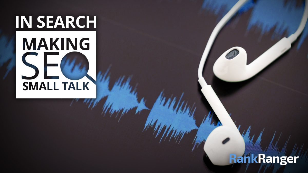 In Search Podcast Banner