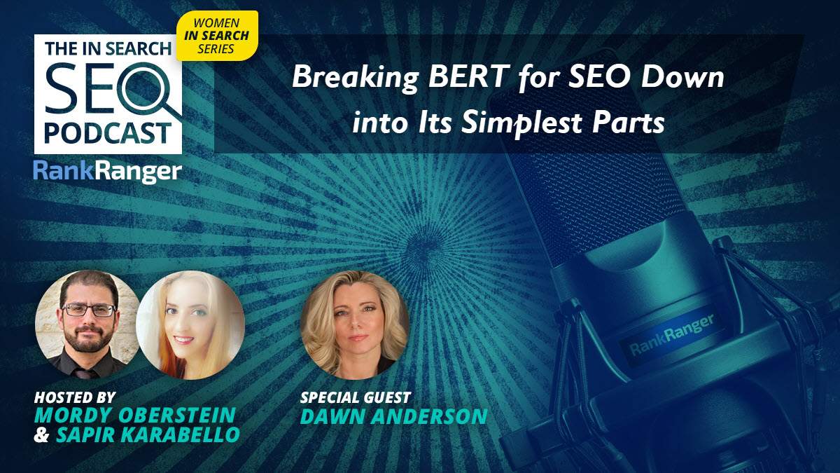 Banner In Search SEO Podcast 55