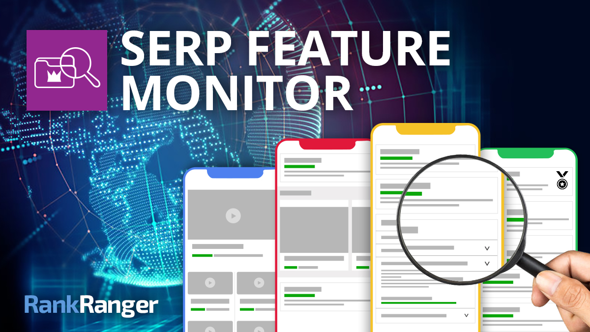 SERP Feature Monitor Banner