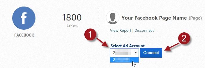 Connect Facebook Ad Account